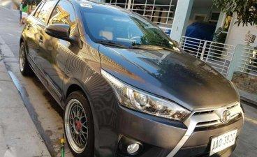 Sell 2014 Toyota Yaris in Manila