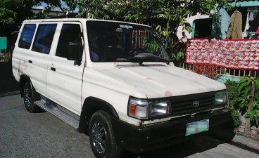 Sell 1995 Toyota Tamaraw in Manila