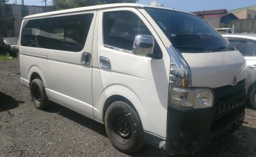 Sell 2014 Toyota Hiace in Cainta