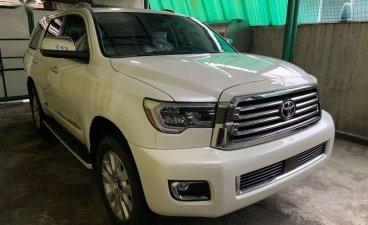 Toyota Sequoia 2020 for sale in Quezon City