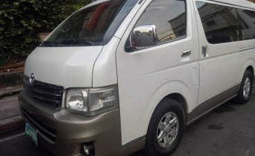 Selling Toyota Hiace 2013 in Valenzuela