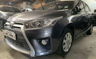 Sell Grey 2016 Toyota Yaris in Quezon City