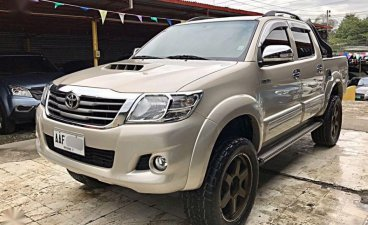 Toyota Hilux 2014 for sale in Mandaue