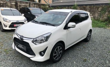 Toyota Wigo 2018 for sale in Quezon City