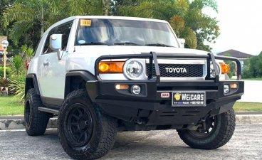 Sell 2019 Toyota Fj Cruiser in Quezon City