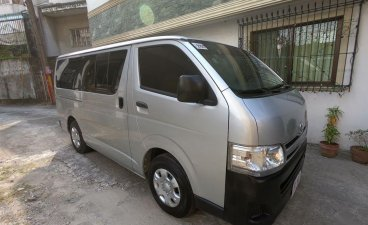 Sell 2010 Toyota Hiace in Quezon City