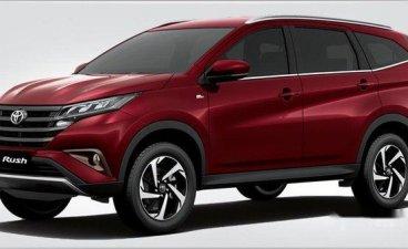 Selling Toyota Rush 2020 in Muntinlupa