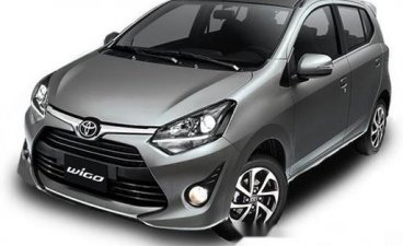 Toyota Wigo 2020 for sale in Camarines Sur