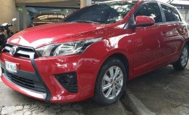 Selling Toyota Yaris 2016 in Manila