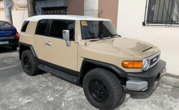 Sell 2018 Toyota Fj Cruiser in Pasig