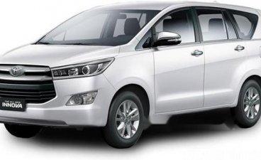 White Toyota Innova 2020 for sale in San Jose Del Monte