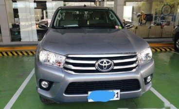 Sell 2017 Toyota Hilux in Parañaque
