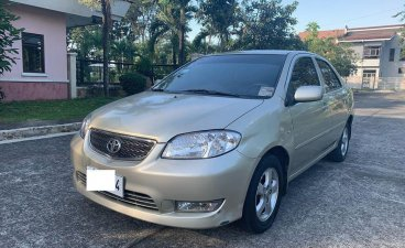Sell 2005 Toyota Vios in Quezon City