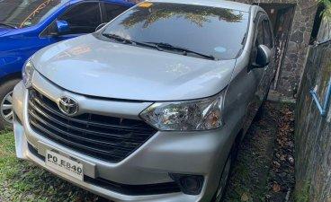 Silver Toyota Avanza 2019 for sale in Quezon City