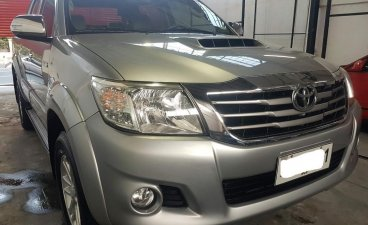 Selling Toyota Hilux 2015 in Antipolo