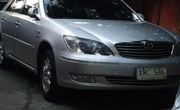 Sell Silver 2018 Toyota Camry in Quezon City