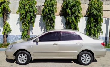 Sell Silver 2006 Toyota Corolla altis in Calumpit
