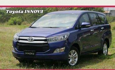 Sell 2020 Toyota Innova in Manila