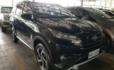 Selling Black Toyota Rush 2019 in San Roque