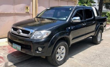 Selling Toyota Hilux 2011 in Quezon City
