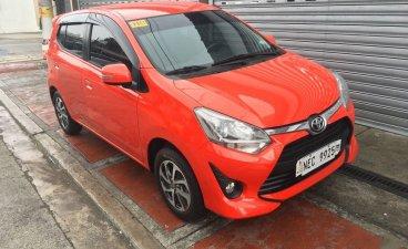 Sell 2019 Toyota Wigo in Quezon City