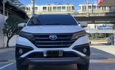 White Toyota Rush 2019 for sale in Automatic