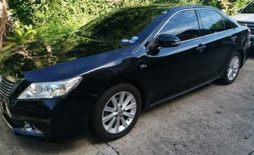 Black Toyota Camry 2013 for sale in Manila