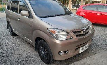 Sell Beige 2009 Toyota Avanza in Caloocan