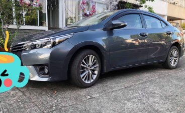 Sell 2015 Toyota Corolla in Quezon City