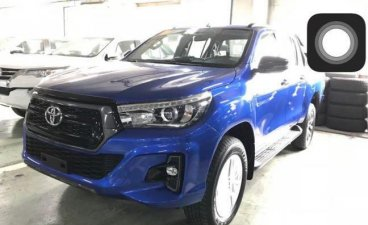 Blue Toyota Hilux 0 for sale in Mandaluyong