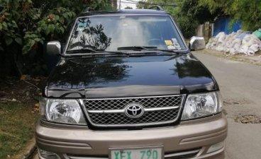 Selling Black Toyota Revo 2002 in Quezon City