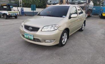 Sell Silver 2004 Toyota Vios in Manila