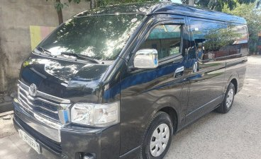 Sell Black 2015 Toyota Super Grandia in Manila