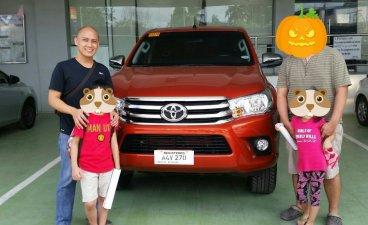 Selling Toyota Hilux 2018 in Los Baños