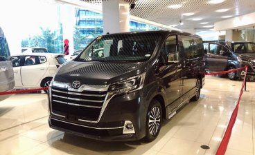 Black Toyota Hiace 0 for sale in Manila