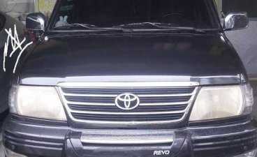 Sell Black 2002 Toyota Revo in Marikina
