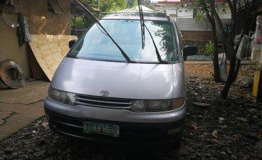 Silver Toyota Estima 1996 for sale in Manila