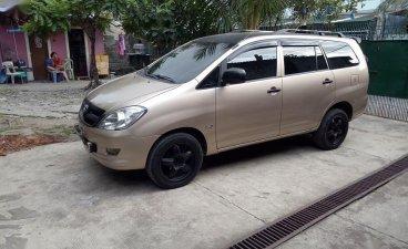 Sell Beige 2005 Toyota Innova in Quezon City