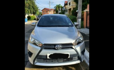 Toyota Yaris 2016 Hatchback for sale in Cabuyao