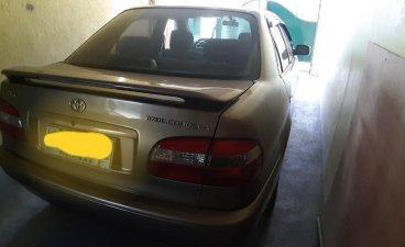 Silver Toyota Corolla 1998 for sale in Manila