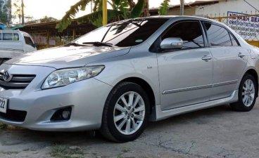 Silver Toyota Corolla altis 2009 for sale in Automatic