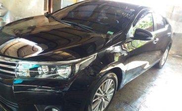 Selling Black Toyota Corolla altis 2017 in Dasmariñas