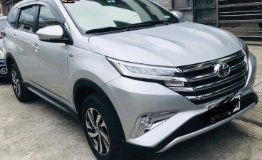Selling Pearlwhite Toyota Rush 2018 in Marikina