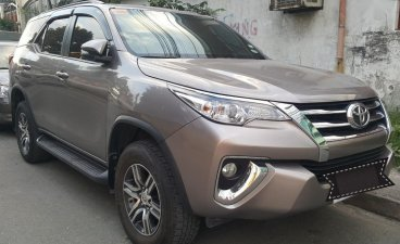 Sell 2016 Toyota Fortuner in Quezon City