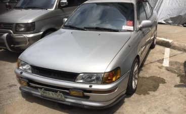 Silver Toyota Corolla 1994 for sale in Baguio