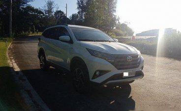 White Toyota Rush 2019 Automatic for sale