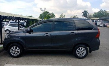 Sell Grey 2017 Toyota Avanza at 22000 km