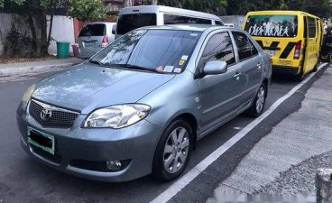 Sell Silver 2006 Toyota Vios in Manila