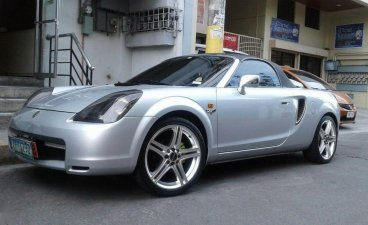 Sell Silver 2001 Toyota Mr-S in Manila