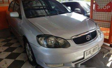 Sell Silver 2003 Toyota Corolla Altis in Antipolo